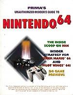 Prima's Unauthorized Insider's Guide to Nintendo 64 de PCS