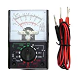 cuigu Mini Digital Multimeter analog mf-110 a AC/DC Voltmeter Amperemeter Multimeter Meter Multi Tester