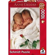 Schmidt Spiele Puzzle per Adulto: Milly & Natalie, 1000 pezzi