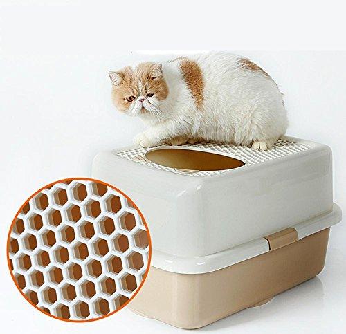 Para Cat Aseo Casa Arenero para Gatos