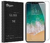 Protecteur d'écran IPhone X, Vigeer [Ultra Thin 9H Dureté] [2 Pack] Apple Iphone X Film Protection en Verre trempé écran protecteur ultra résistant Glass Screen Protector pour Apple IPhone X