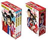 Lupin Iii - La Seconda Serie Completa-Esclusiva Amazon (18 Blu-Ray) (Box Set) (18 Blu Ray)