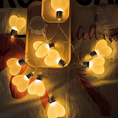 Weihnachtslichterkette für Innen Außen Lichterkette LED Christmasschmuck für Weihnachten Deko...