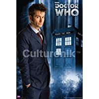 Doctor Who David Tennant TV Show Poster 24x36