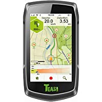 Teasi one Outdoor-Ski & Snowboard Navigation/Navigationsgerät mit Bluetooth und Europakarte