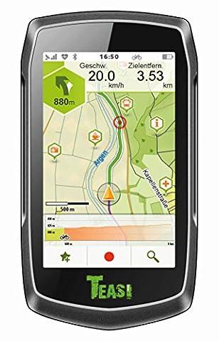 TEASI ONE³ - Outdoor-Navigationsgerät mit Bluetooth und