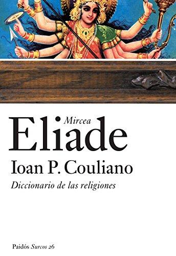 Diccionario de las religiones por Mircea Eliade