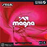 Stiga Rubber Magna TS II, 2.0mm, red