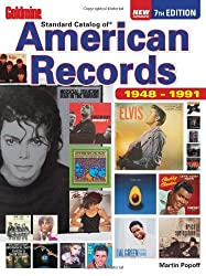 Goldmine Standard Catalog of American Records 1948-1991 by Martin Popoff (2010-09-02)