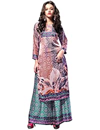 0758e49a61c84 Amazon.in: Satin - Salwar Suits / Ethnic Wear: Clothing & Accessories