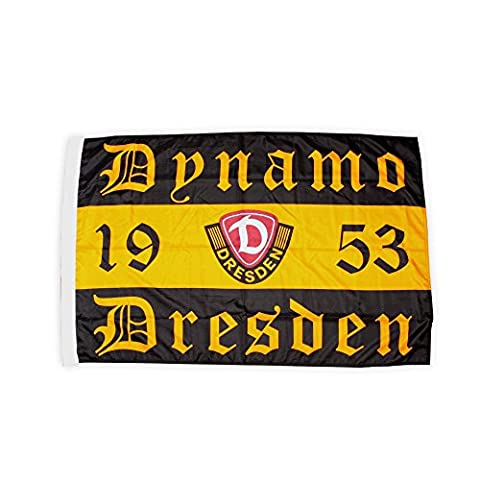 SG Dynamo Dresden Fahne old school 80 x 120 cm