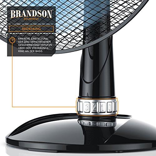 Brandson – Tischventilator 35cm | Tisch Bild 3*