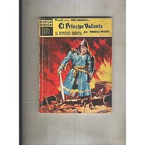 Novelas Graficas serie Amarilla numero 35: El Principe Valiente: El cinturon inmortal