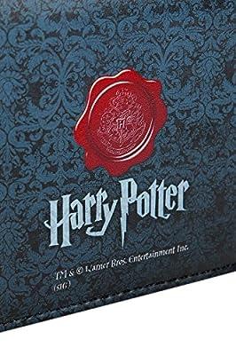 Harry Potter Hogwarts Portefeuille noir