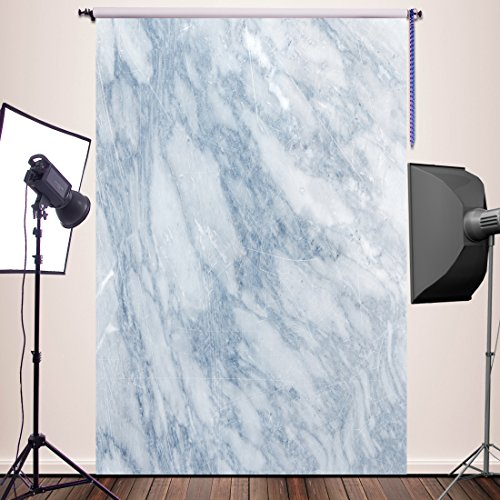 Hintergrund Marmor, Papier (HuaYi grau Marmor Hintergrund Fotografie Hintergrund Neugeborene Foto Requisiten Baby Studio Requisiten Fotografen)