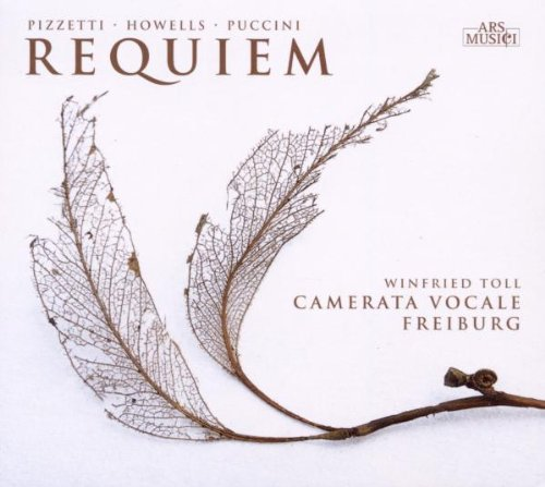 """Requiem"" Pizzetti/ Howels/ Puccini"