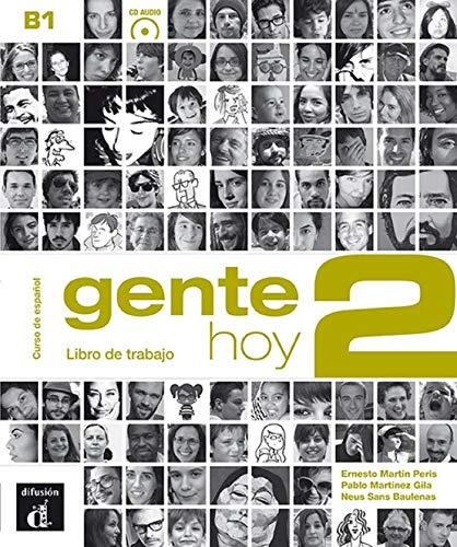 Gente hoy. Libro del trabajo. Per le Scuole superiori. Con CD. Con espansione online: Gente hoy 2. Libro de trabajo (Ele - Texto Español)
