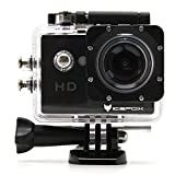 Action Cam,icefox® FHD Unterwasser Action-Kamera, 12MP, 1080P,...