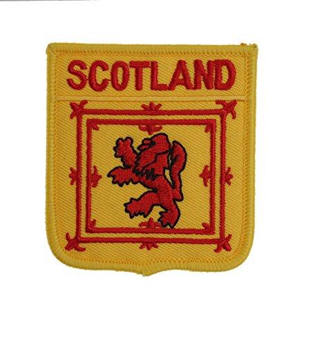 Yantec Wappenpatch Schottland Royal Patch