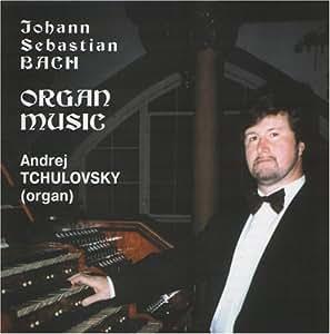 Johann Sebastian Bach. Organ music