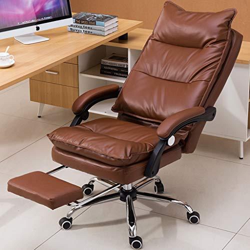 ZHM 150 ° zurückliegender Computer Stuhl, Verstellbarer Drehstuhl Office Home Stuhl Rückenlehne...