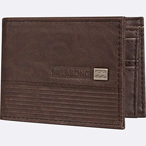 BILLABONG Vacant, Bolsa Cartera Hombre, Marrón Chocolate