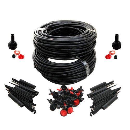 46m Micro-Bewässerung-Bewässerungs-Kit automatische Garten Torrontes Gewächshaus Drip System