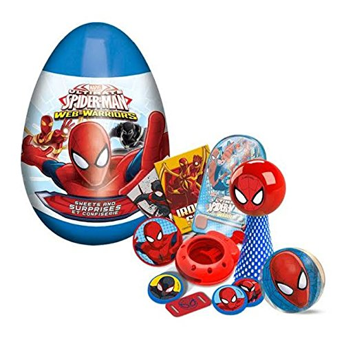 one-spiderman-plastic-surprise-egg-with-toy-inside-by-eggo