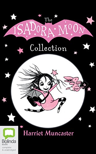 The Isadora Moon Collection por Harriet Muncaster