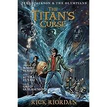 Percy Jackson & the Olympians 3: The Titan's Curse by Rick Riordan (2013-10-08)