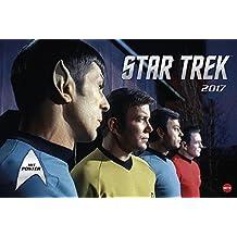 Star Trek Broschur XL - Kalender 2017