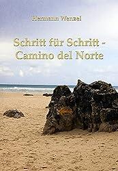 Schritt für Schritt: Tagebuch einer Pilgerfahrt auf dem Camino del Norte (Pilgertagebuch)