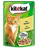 Kitekat Katzenfutter Huhn in Sauce