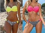Swimsuit HL La Signora Costume da Bagno Bikini Sexy Costume da Bagno, 4, L,4,l