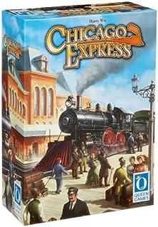 Queen Games 60521 - Chicago Express, Brettspiel (B001TLGUUS) | Amazon price tracker / tracking, Amazon price history charts, Amazon price watches, Amazon price drop alerts