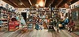 Little Shoppers - 1000 Pc. Puzzle by SunsOut (Artist: Les Ray)