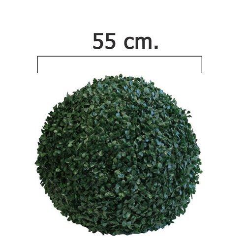 Sphère synthétique Bosso ø 55 cm Papillon Couleur Vert