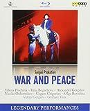 Prokofiev:War And Peace [Yelena Prochina; Irina Bogachova; Alexander Gergalov; Nicolai Okhotnikov; Gegam Grigorian; Olga Borodina] [ARTHAUS: BLU RAY] [Blu-ray] [2015]