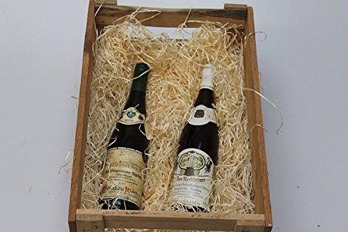 Holzwolle grün oder natur für das Osternest Holzwolle Osterei Deko-gras (1000 g, natur)