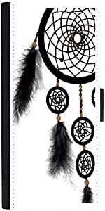 Snoogg Dream Catcher Designer Protective Flip Case Cover For Samsung Galaxy S5
