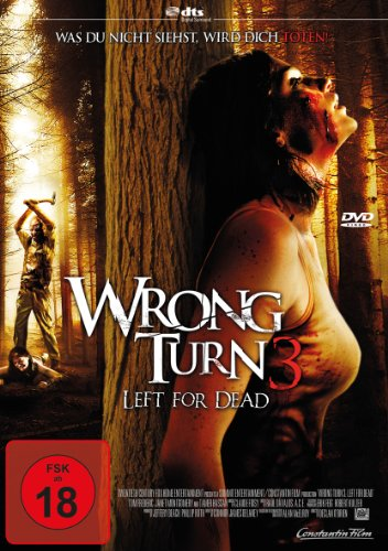 Highlight Wrong Turn 3: Left for Dead
