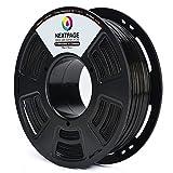 Nextpage 3D PLA Filament 1.75mm 1 KG für 3D Drucker Schwarz