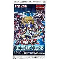 Yu-Gi-Oh KON546659 Legendary Duelists Booster Packet