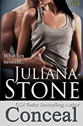 Conceal (The Barker Triplets) (Volume 3) by Juliana Stone (2014-01-18)