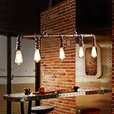 Aiwen Wasserrohr Kronleuchter Deckenleuchten ( lichtquelle nicht enthalten ) 5 Lampenfassungen