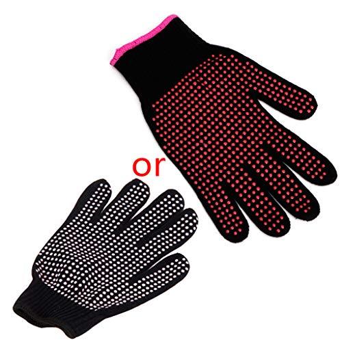 guanti per piastra capelli Dchaochao