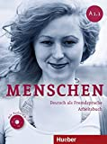 Menschen A1/1: Deutsch als Fremdsprache / Arbeitsbuch mit Audio-CD