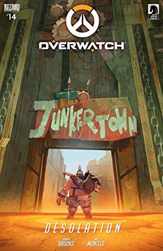 Couverture du livre Overwatch (Français) #14