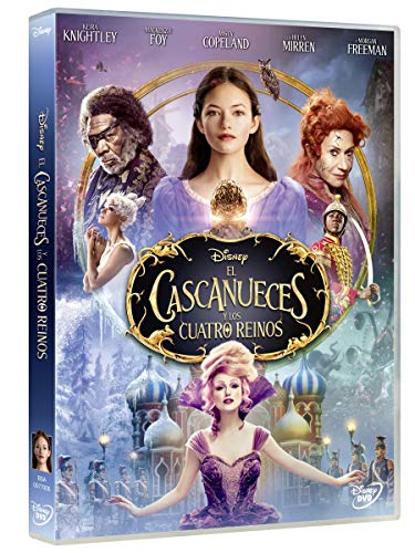 El Cascanueces Y Los Cuatro Reinos [DVD]