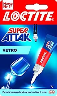 Loctite, 2047412, Super Attak Vetro, 3g